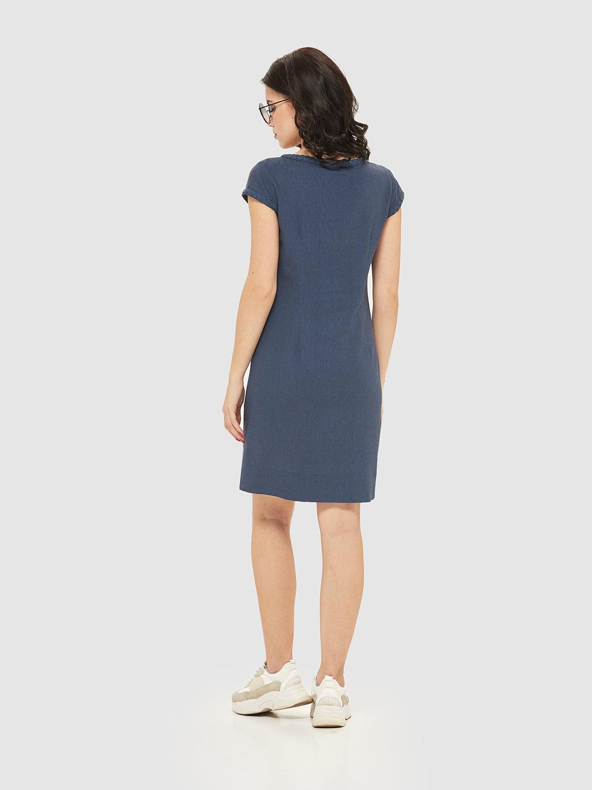 Сукня синя   5075474   фото 2