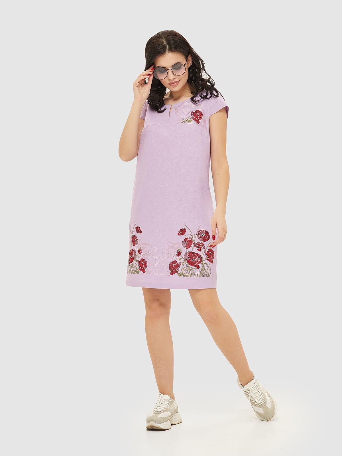 Сукня бузкова | 5075477