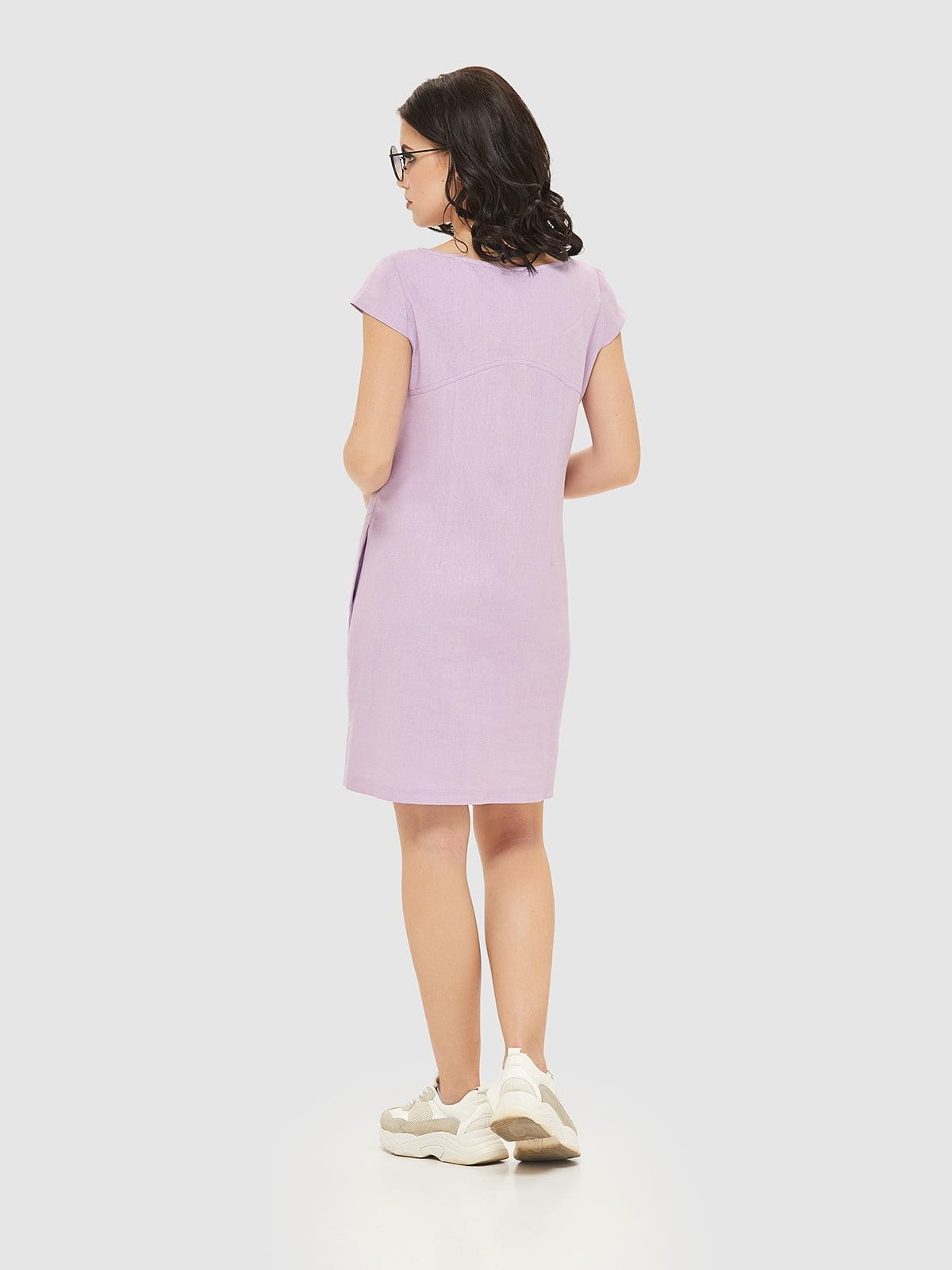 Сукня бузкова | 5075477 | фото 2