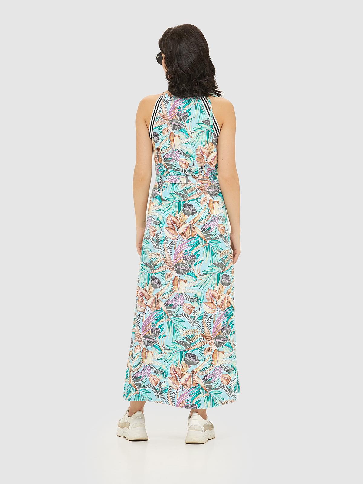 Сукня в квітковий принт | 5075500 | фото 2