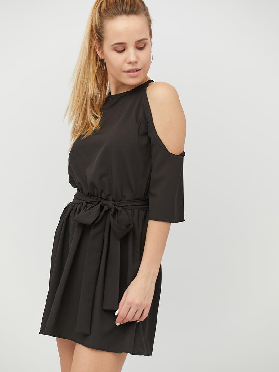 Платье черное   5076394