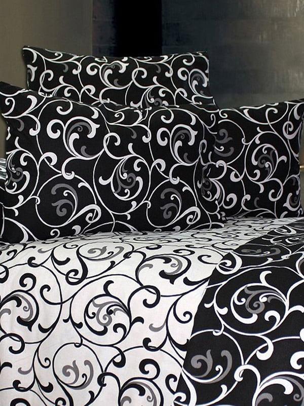 Комплект постельного белья двуспальный (евро) | 3296070 | фото 5