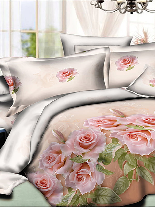 Комплект постельного белья полуторный | 4411981 | фото 2