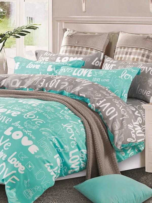 Комплект постельного белья двуспальный | 4893347 | фото 5