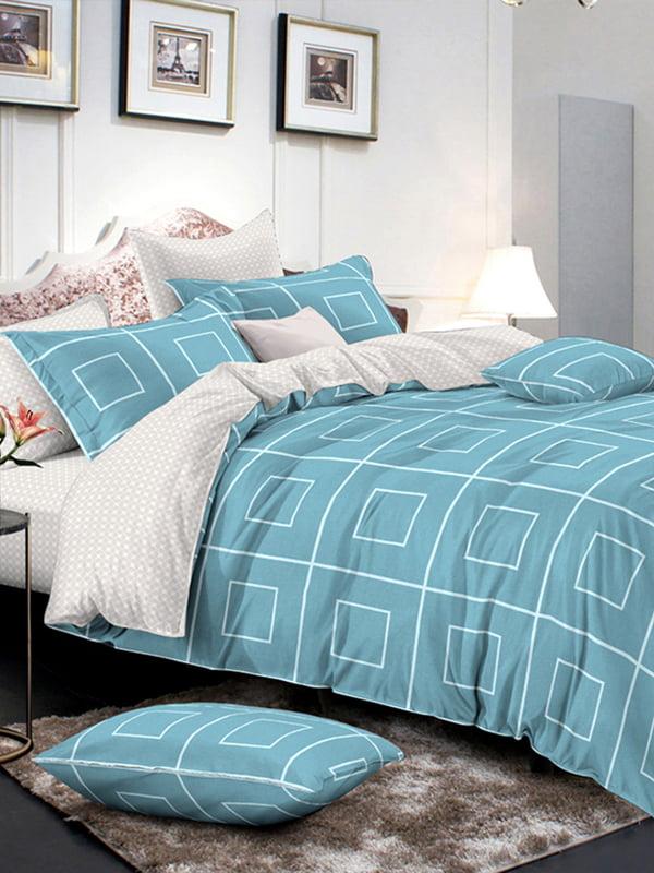 Комплект постельного белья двуспальный (евро)   4906610   фото 5