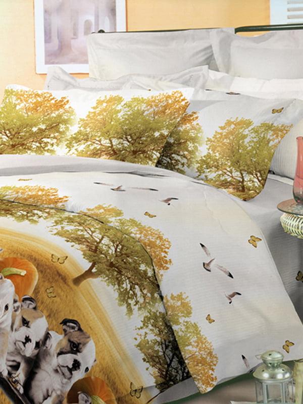 Комплект постільної білизни двоспальний | 4971467 | фото 5