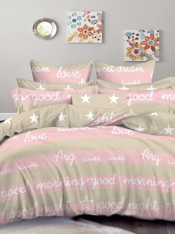 Комплект постельного белья двуспальный | 4971546 | фото 4