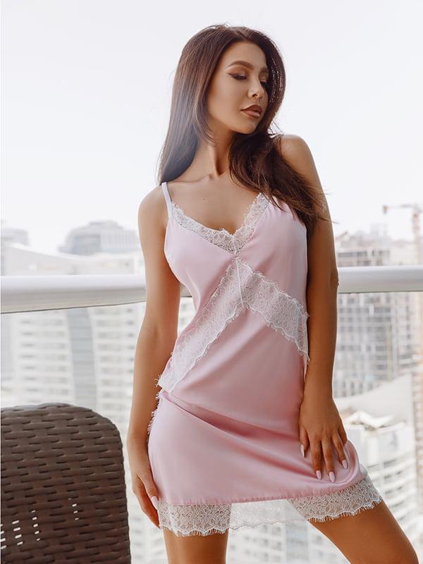 Комбинация розовая   5069124