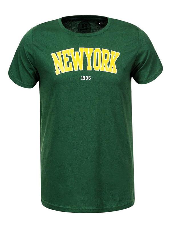 Футболка зелена   5075508