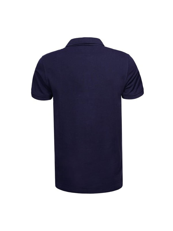 Футболка-поло темно-синя | 5075513 | фото 2