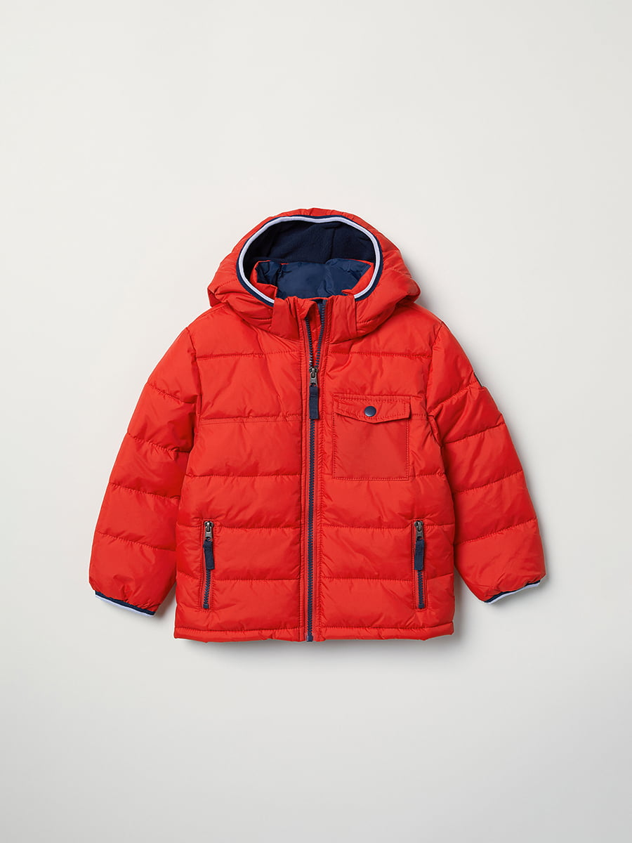 Куртка красная | 5045929 | фото 5