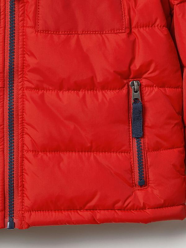 Куртка красная | 5045929 | фото 6