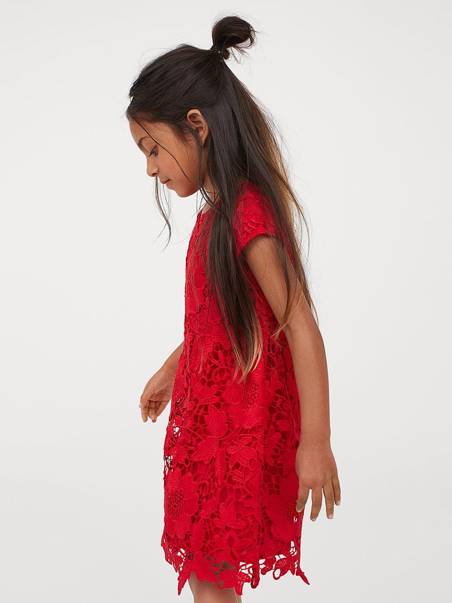 Платье красное | 5072641