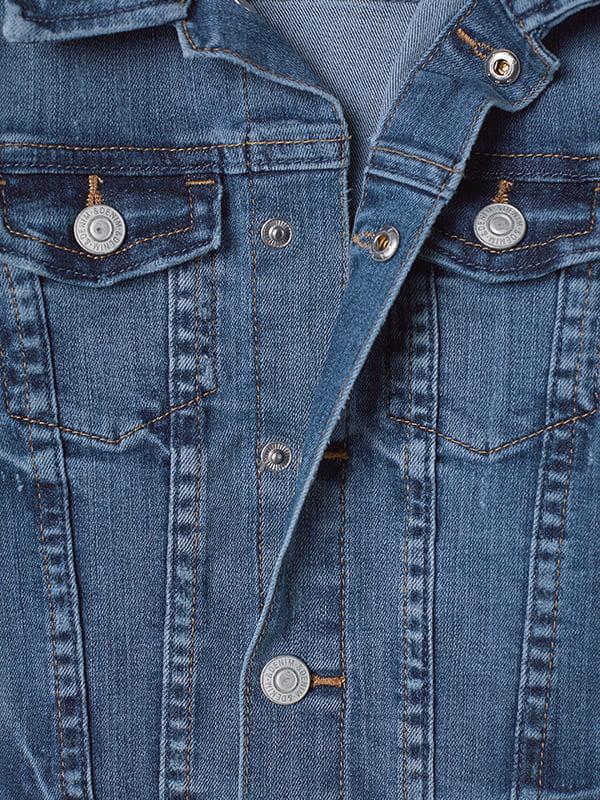Куртка блакитна | 5072757 | фото 2