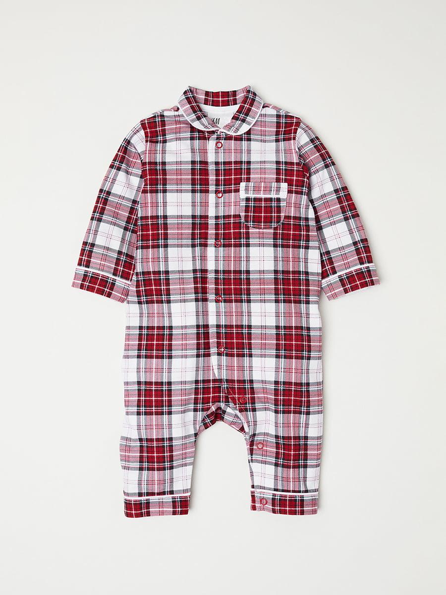 Пижама в клетку | 5073156
