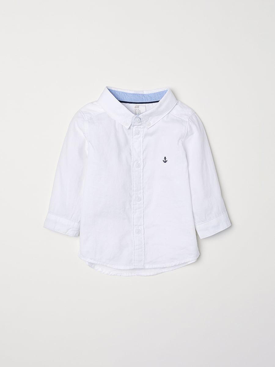 Рубашка белая   5073374