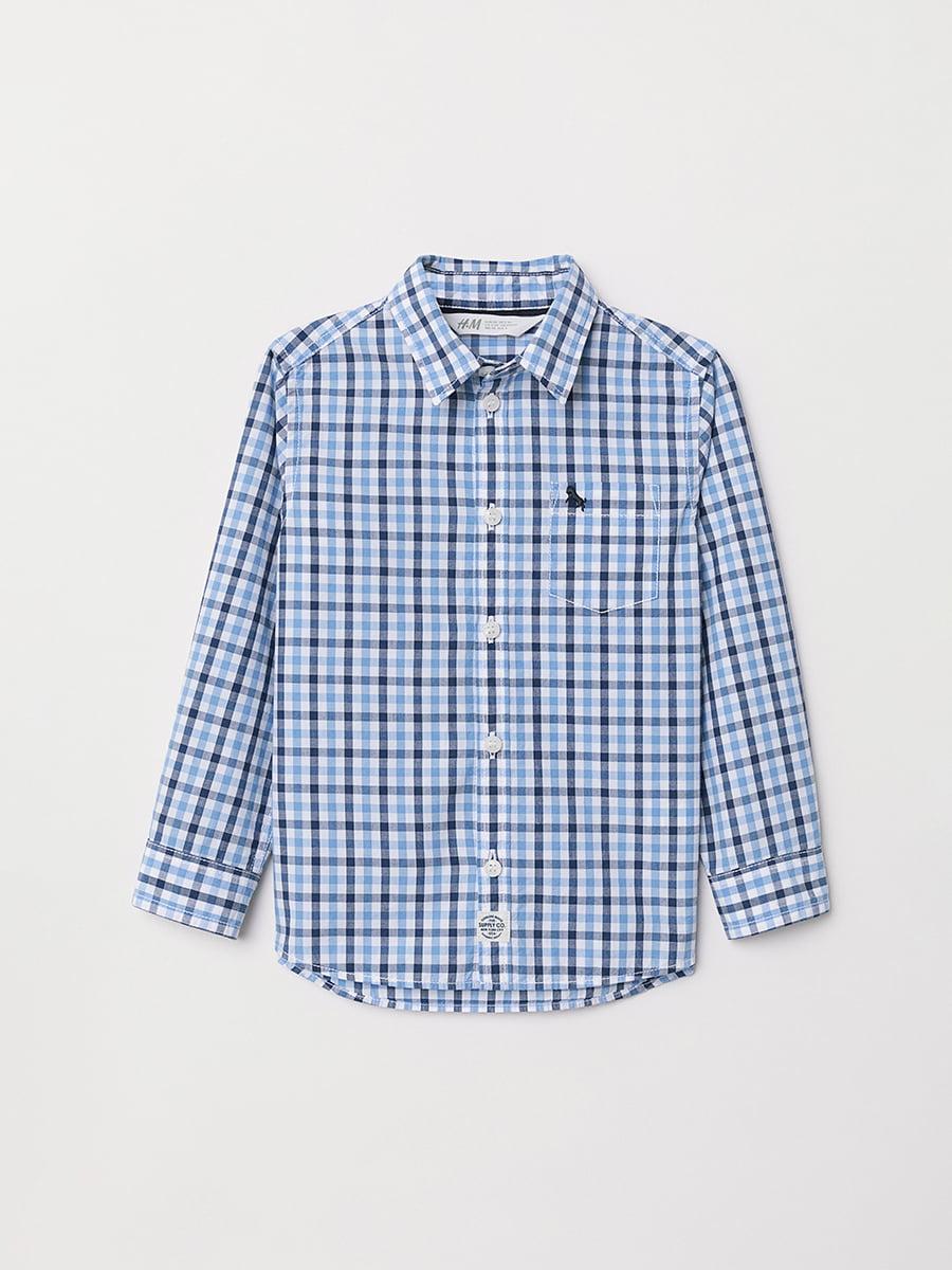 Рубашка в клетку | 5073376