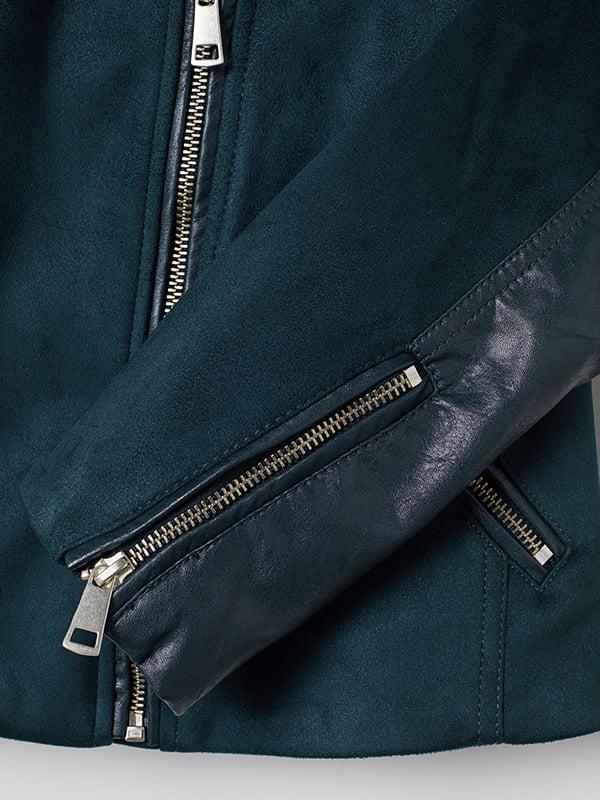 Куртка зелена | 5046573 | фото 4