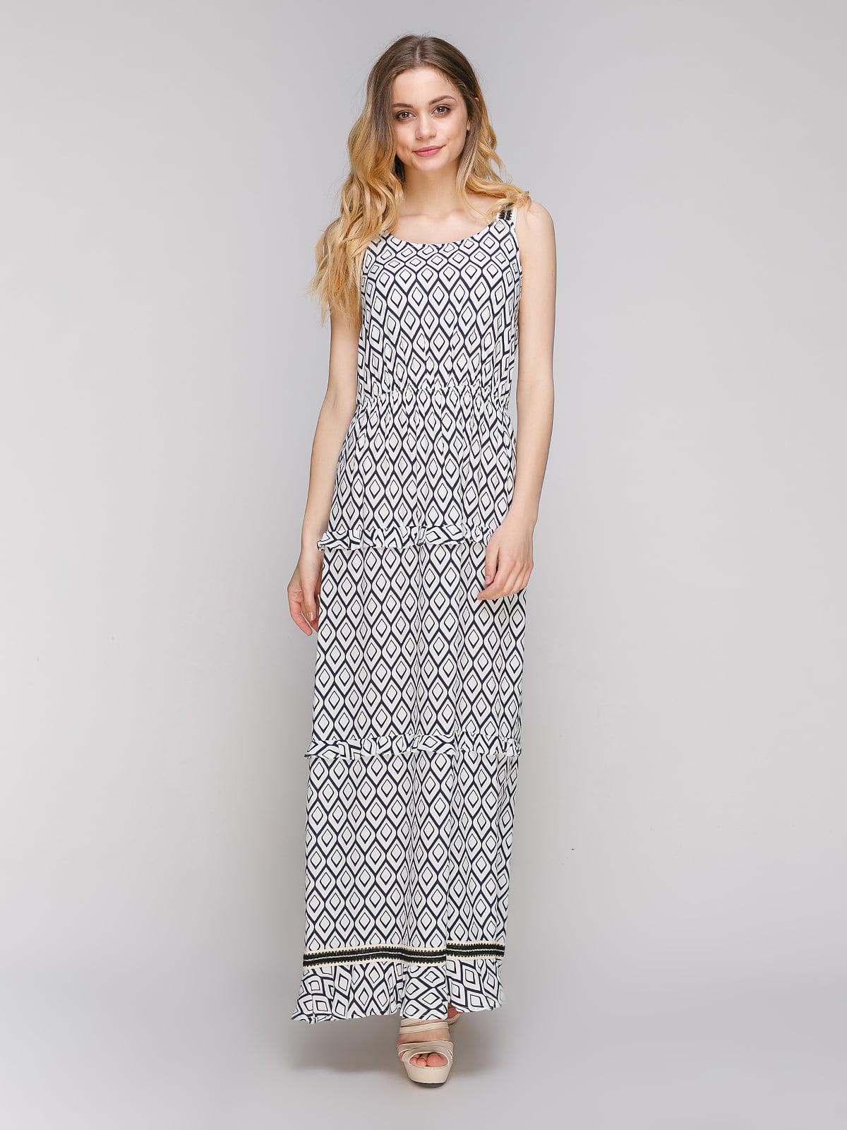 Сукня в принт   4194658