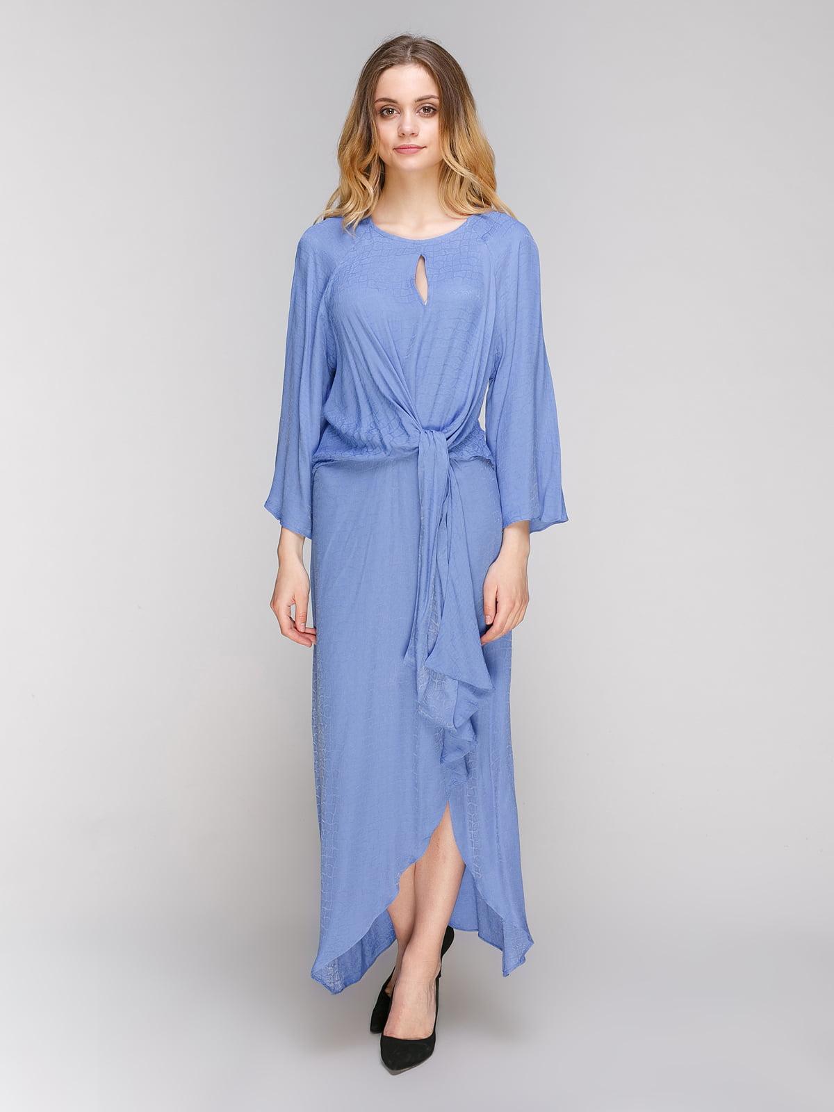 Сукня синя | 4614850