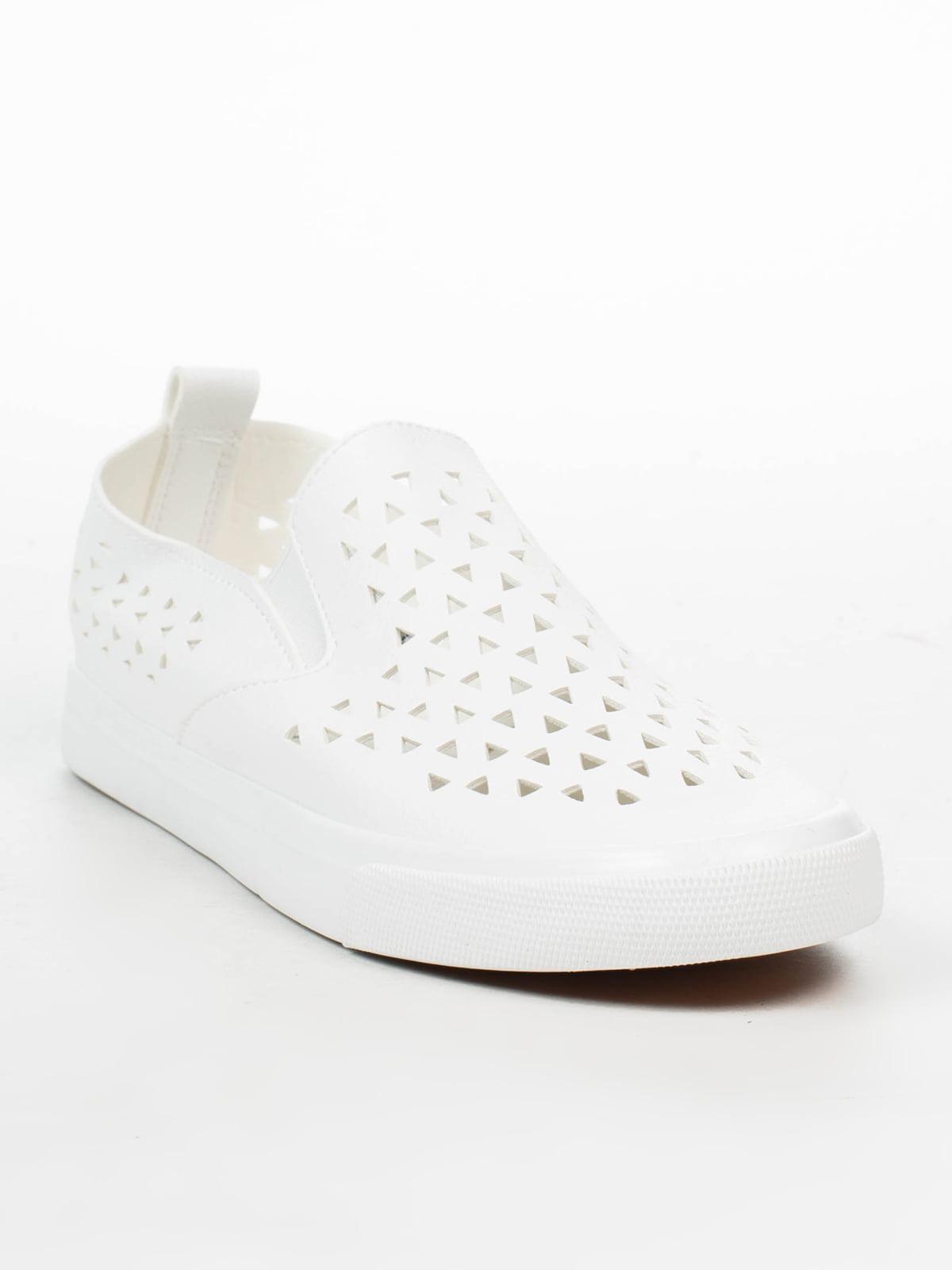 Слипоны белые | 5080866