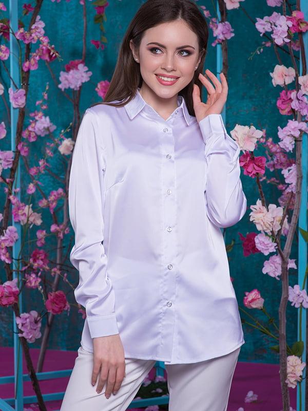 Рубашка белая | 5081872