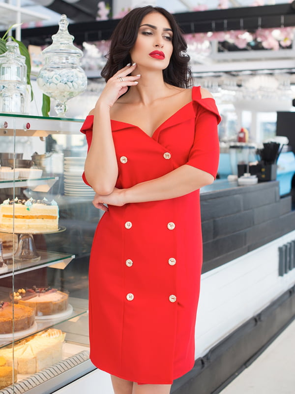 Сукня червона | 5081879