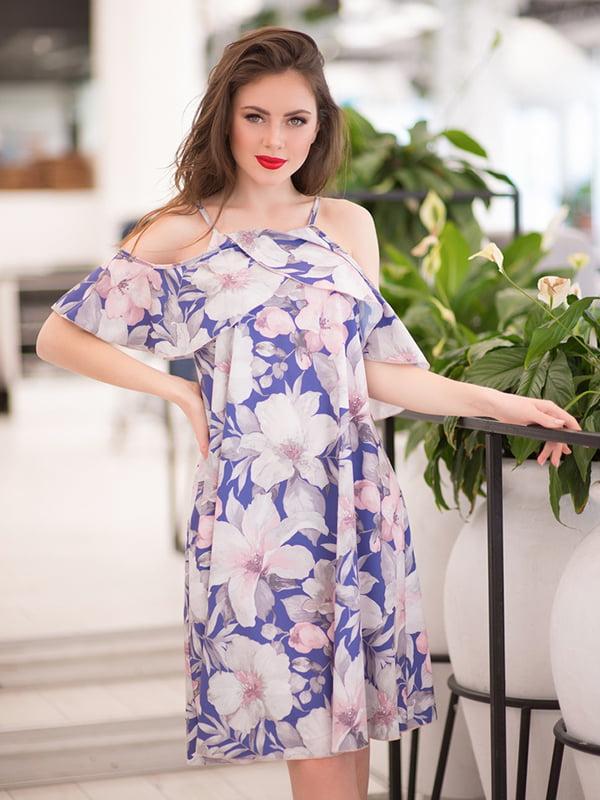 Сукня синя   5081882