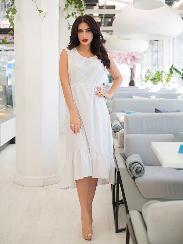 Платье белое | 5081895