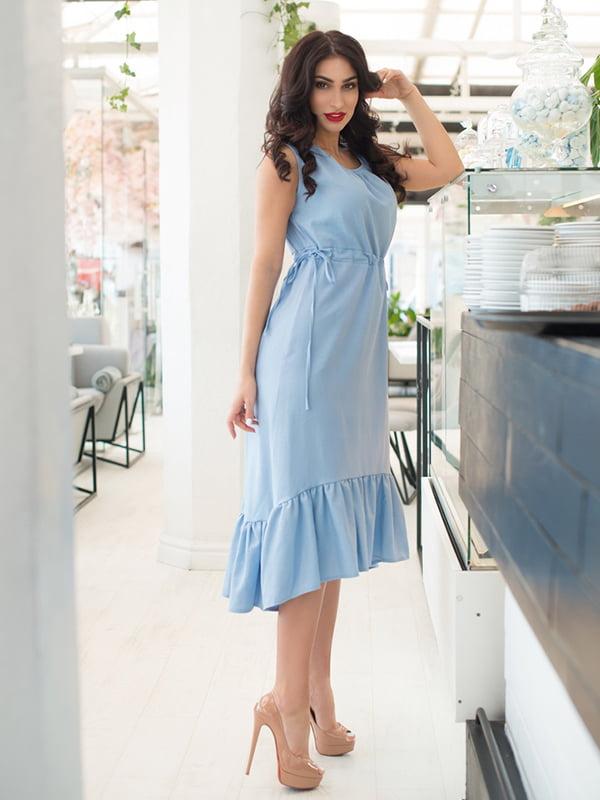 Сукня блакитна   5081896