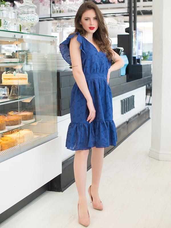 Сукня синя | 5081898