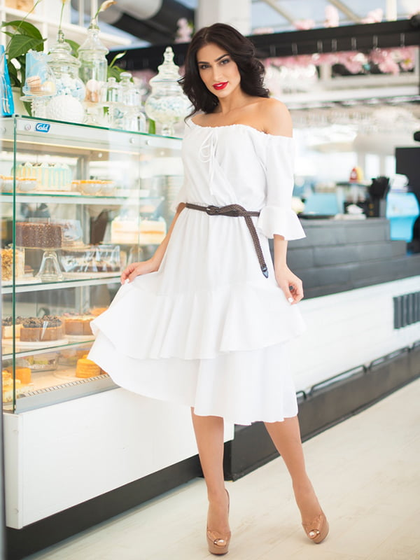 Сукня біла | 5081910