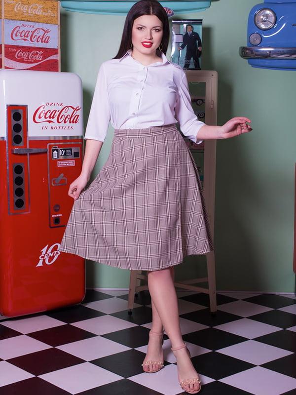 Комплект: сорочка та спідниця | 5081937