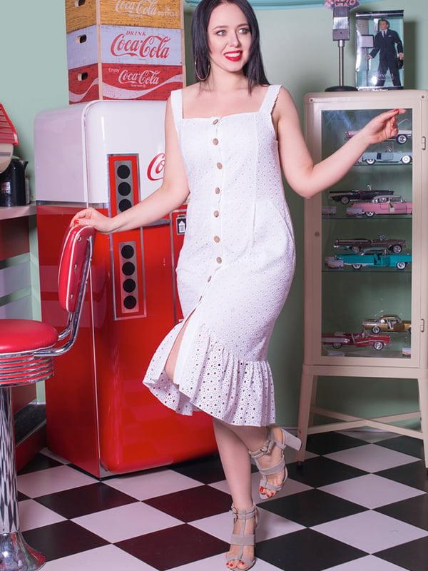Платье белое | 5081965