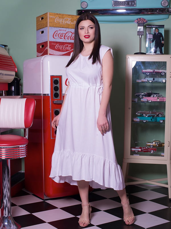 Платье белое | 5081970