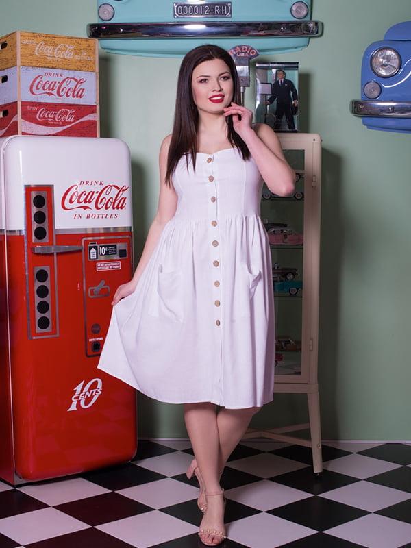 Платье белое | 5081989