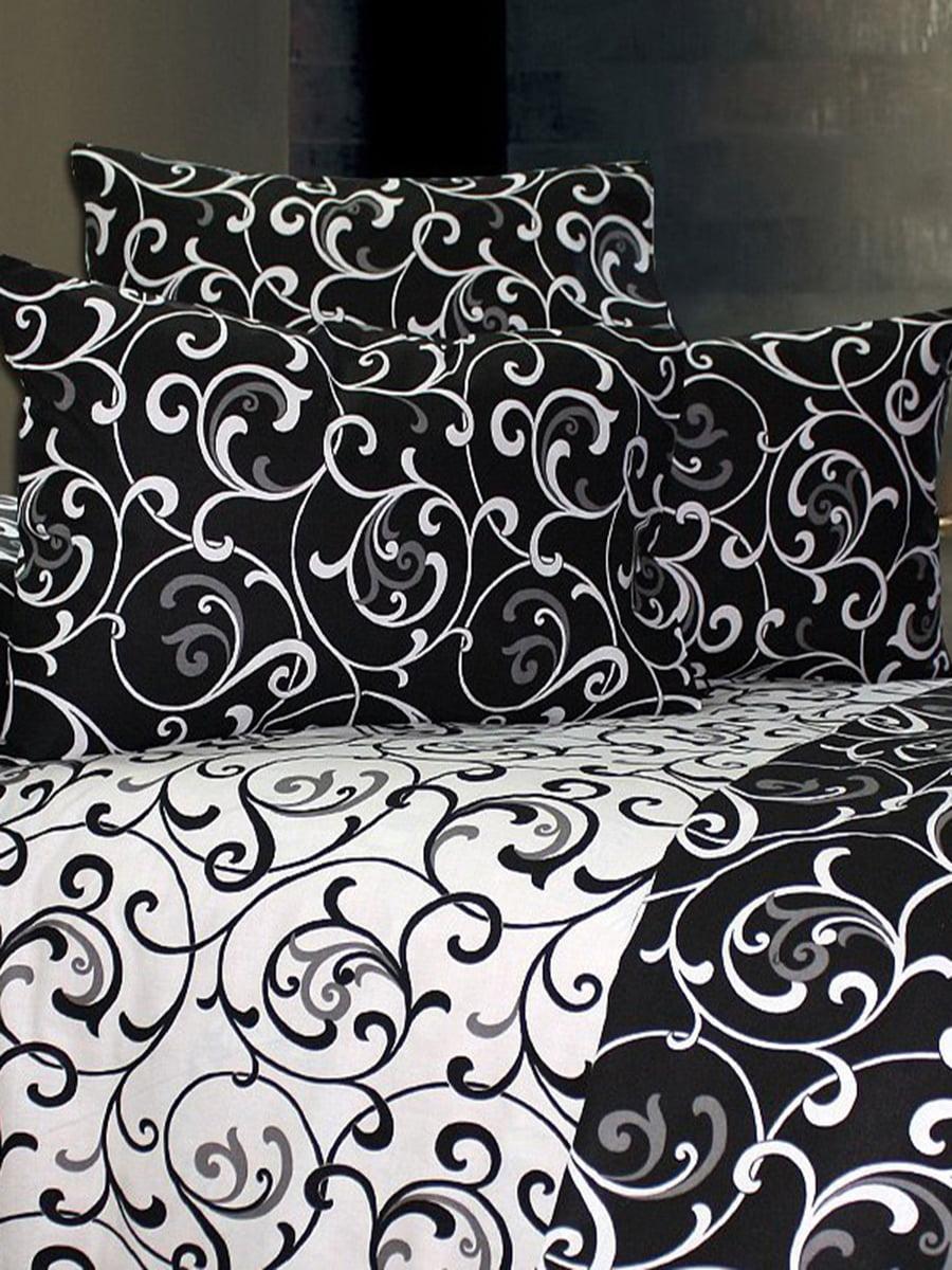Комплект постельного белья двуспальный (евро) | 3296070 | фото 6