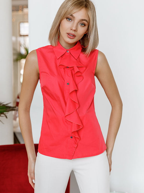 Блуза розовая | 5086506