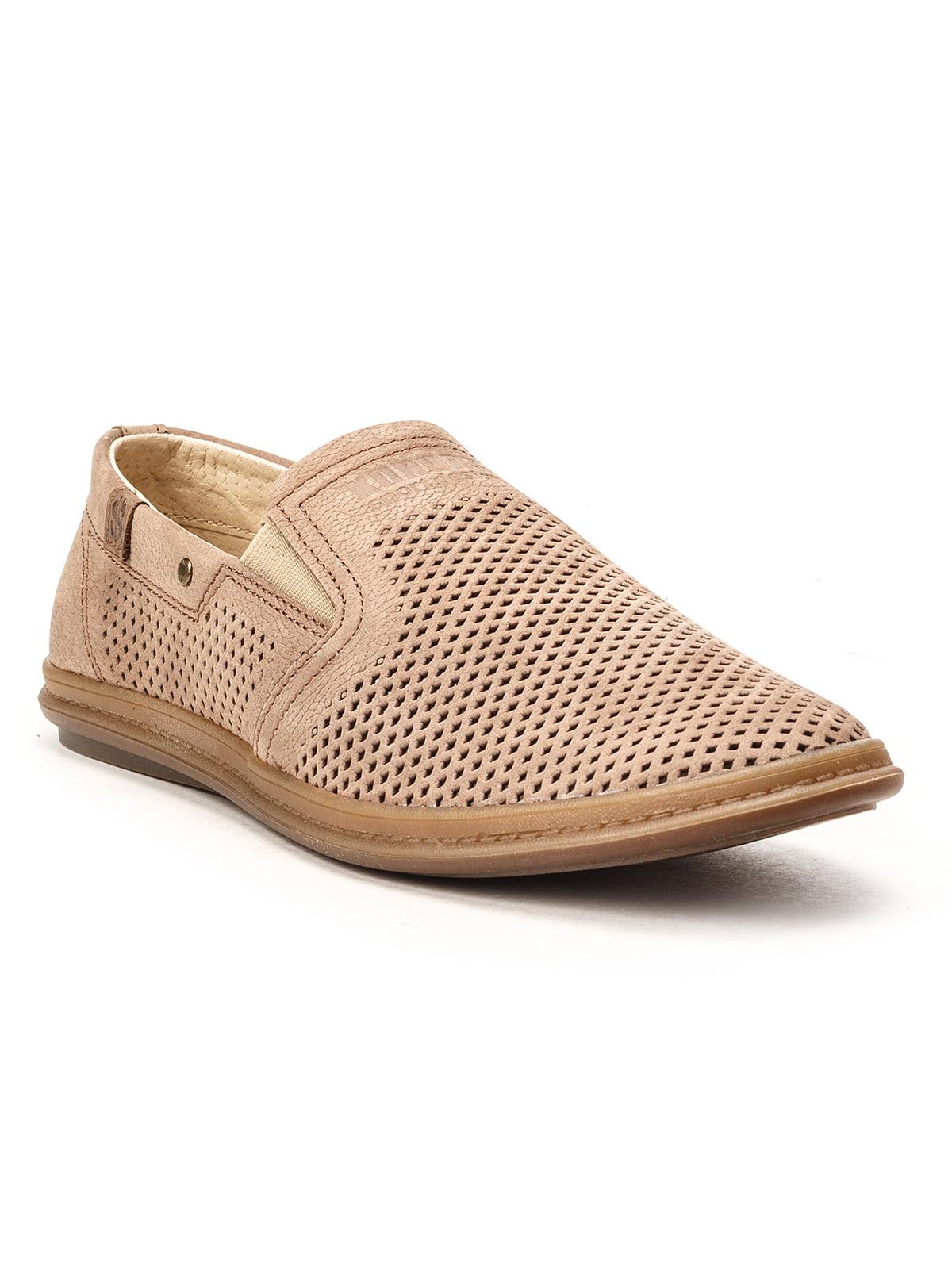 Туфли бежевые | 5081298