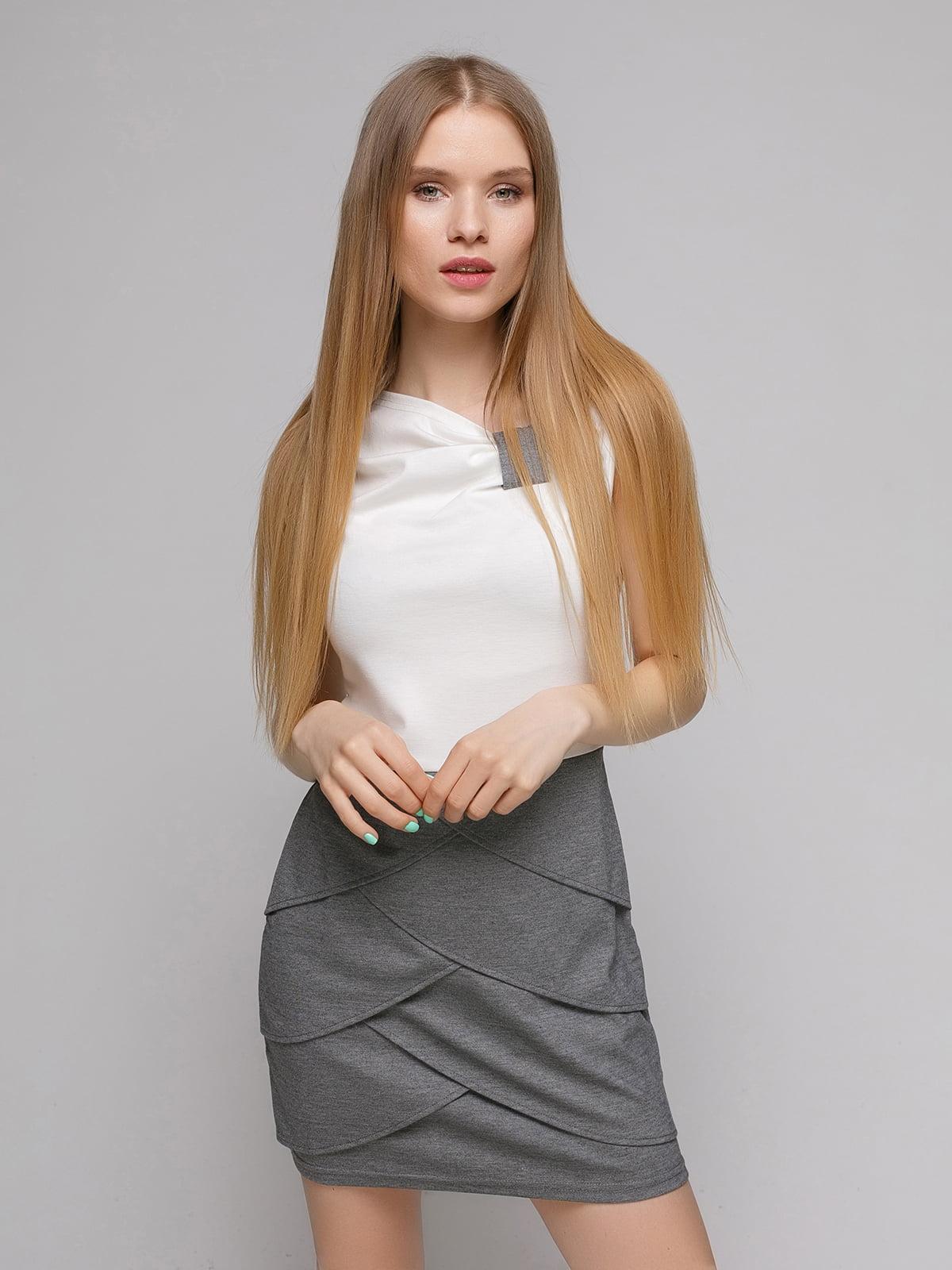 Сукня двоколірна   5026182