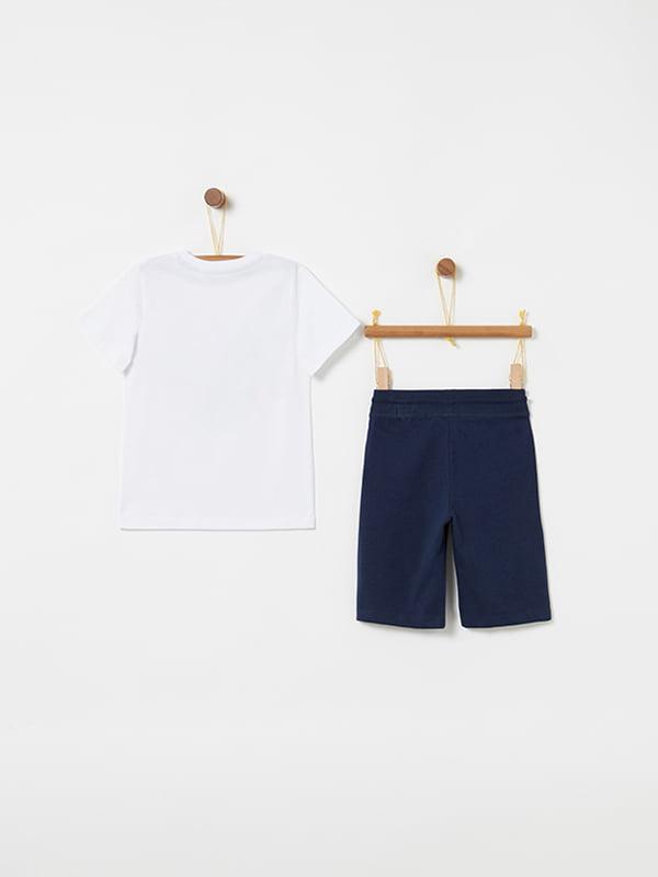 Комплект: футболка і шорти | 5081472 | фото 2