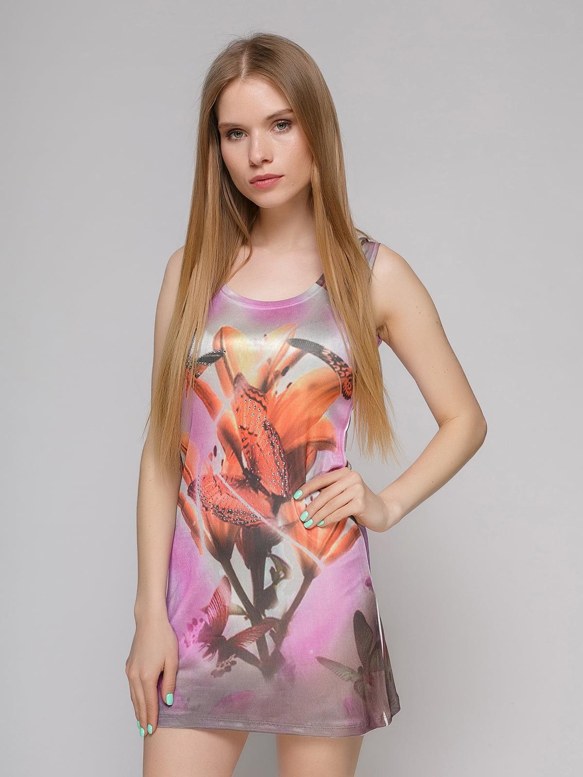 Сукня в принт | 5026092