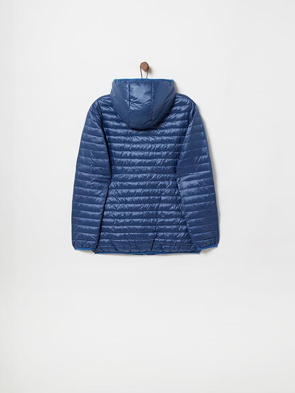 Куртка синяя | 4903046 | фото 6