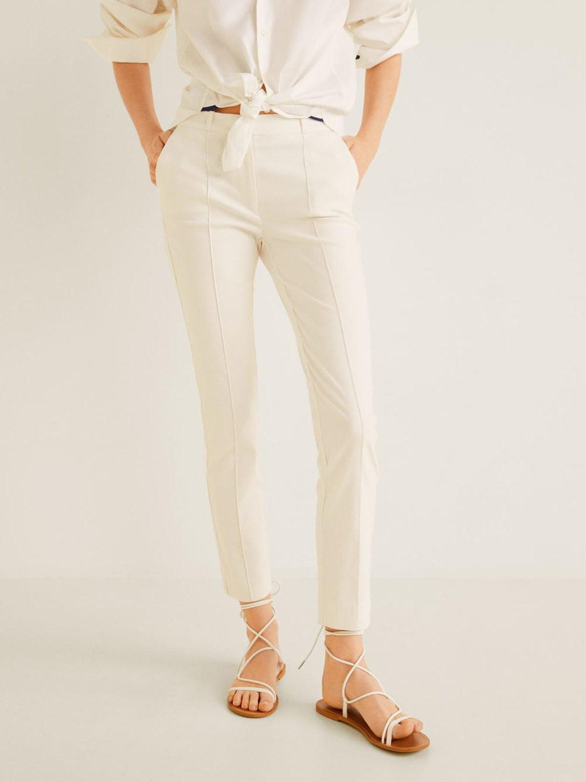 дома женские белые брюки картинки мария