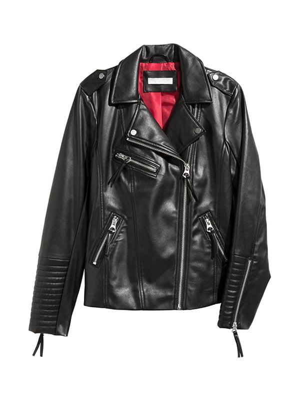 Куртка чорна | 5045124 | фото 8