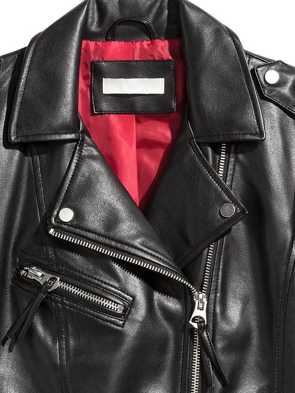 Куртка чорна | 5045124 | фото 9