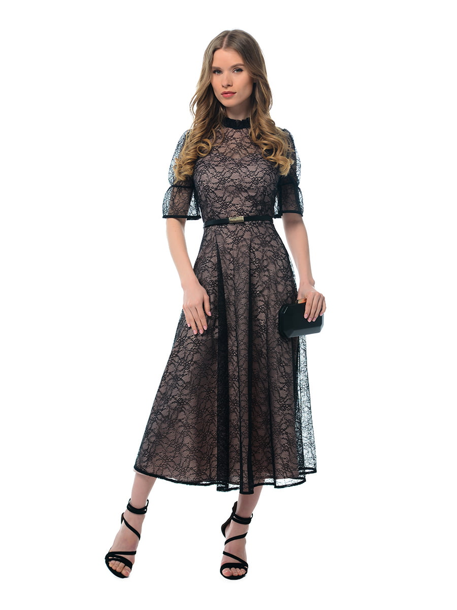 Платье черное | 5090083
