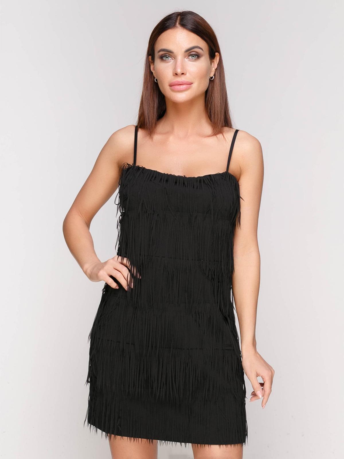 Платье черное | 2932043