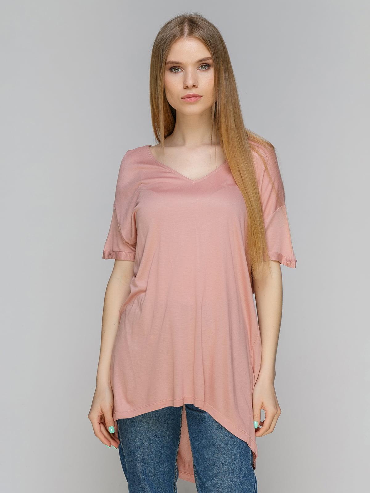Туніка рожева | 3810218