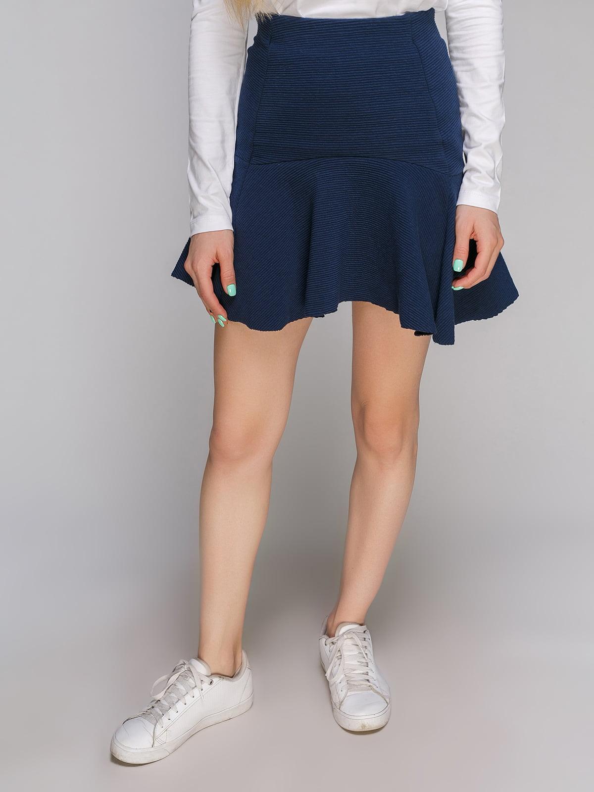 Спідниця синя   4508798